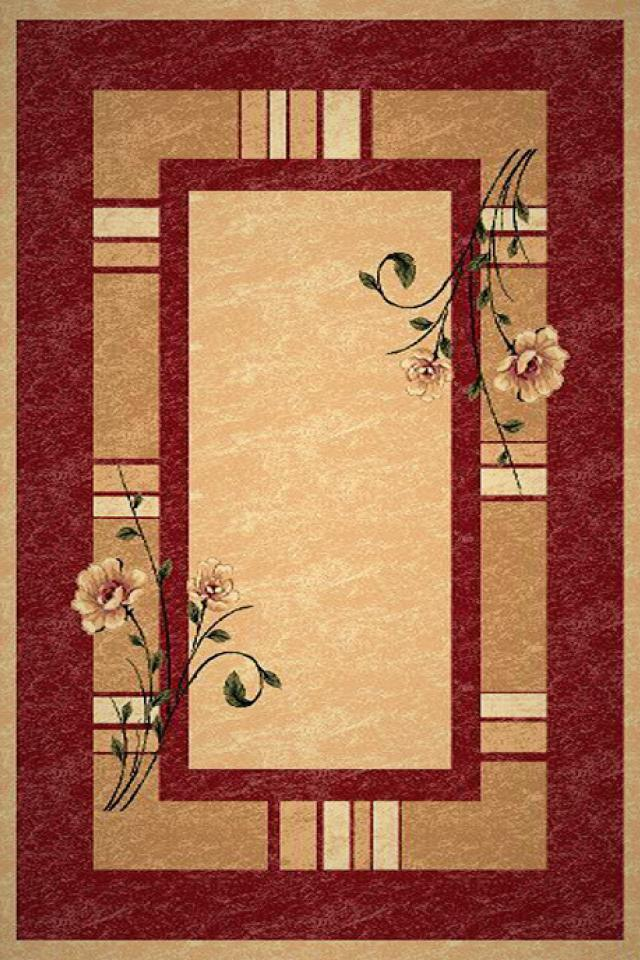 Set of Three Area Rugs Large Photo