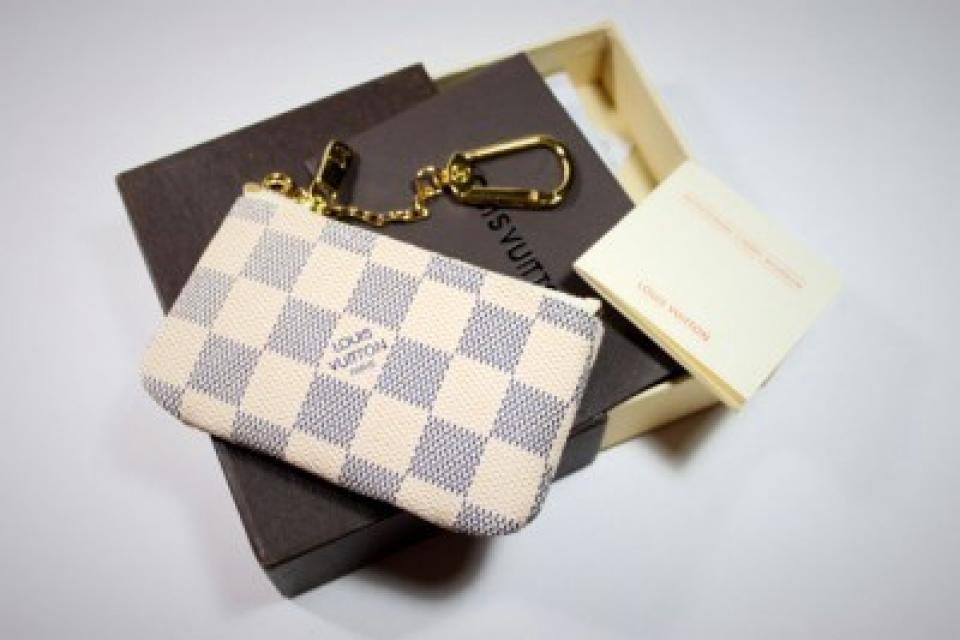 Louis Vuitton Damier Graphite Coin Pouch  Large Photo