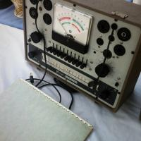 Knight KG-600B Tube Tester Photo