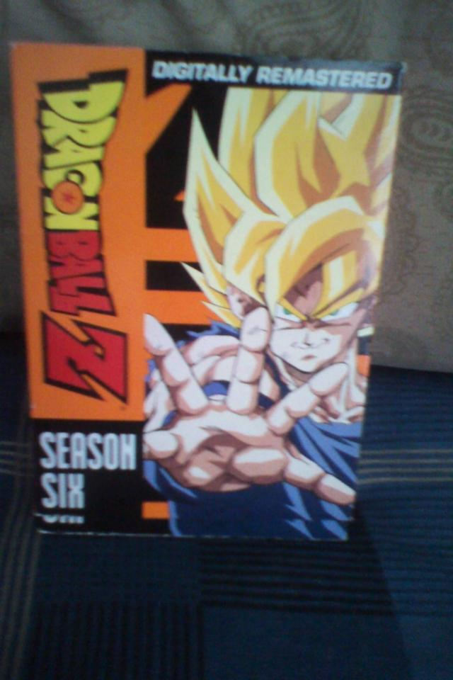 Dragon Ball Z - Season 6 (Digitally Remastered) Photo