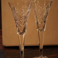 Waterford Toasting Flutes Photo