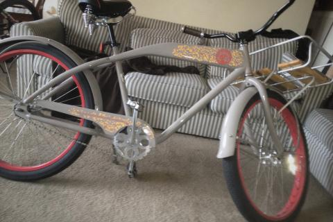 2010 New Belgium limited edition cruiser Photo