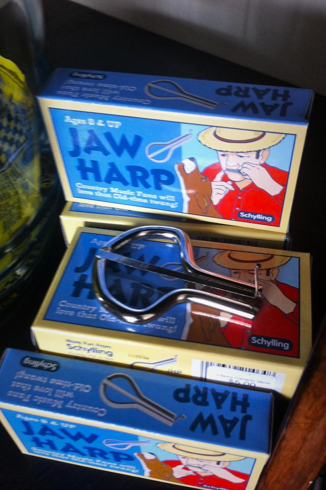 Jaw Harp Large Photo