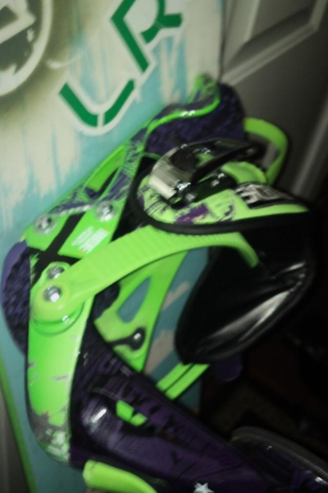 ***OHH YEAAA DC KHD PRO SERIES SNOWBOARD + GEAR******** Photo