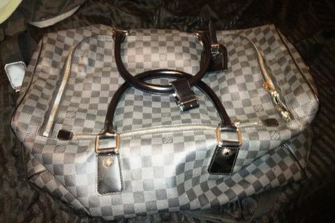 Louis Vuitton luggage  Photo