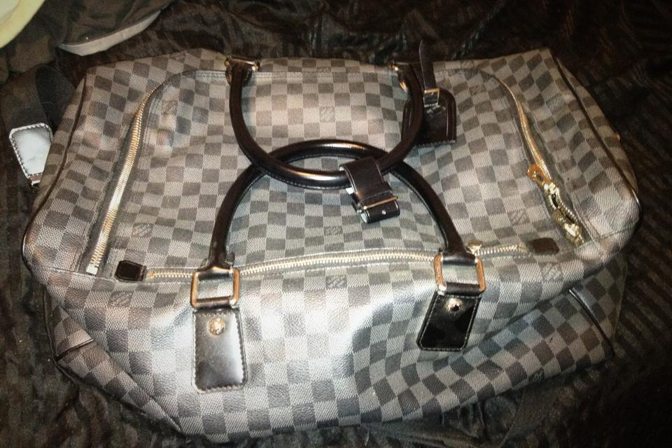 Louis Vuitton luggage  Large Photo