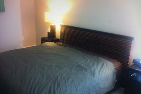 MUST GO THIS WEEKEND! ***Gorgeous Designer Natural Wood Bed*** Photo