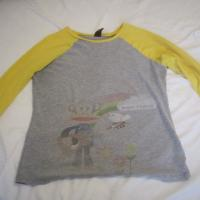 Paul Frank Baseball Raglan Photo