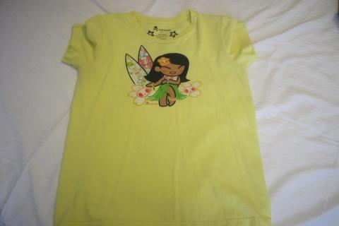 Tokidoki, Yellow, Tshirt, Tee Photo