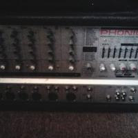 Music equipment: Phonic Powerpod 620 200W 6-Channel Powered Mixer Photo