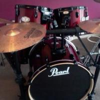 DRUM KIT $650 Pearl Vision VSX 5 Piece, Photo