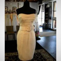 Priscilla of Boston - FRANKIE Wedding Dress - New with tags!! Photo