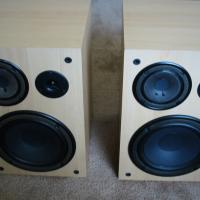 YAMAHA NS-A738 Speakers (Pair) - Used but in great shape! Photo