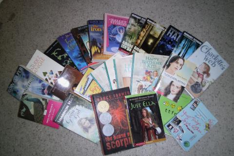 20+ Young Adult Books Photo