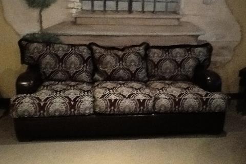 Custom sofa  Photo