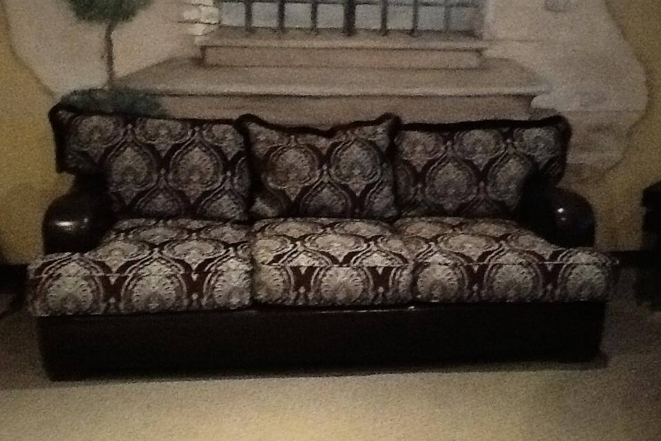 Custom sofa  Large Photo