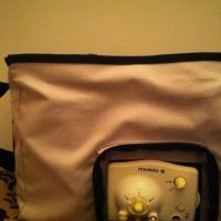 Medela traveling breast pump! Photo