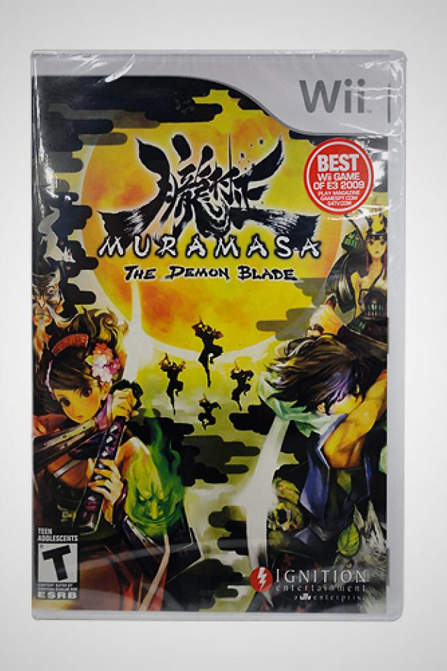 Wii Muramasa: The Demon Blade NOW ON SALE $9.99 Photo