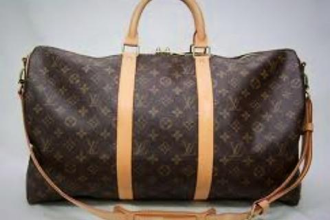 Louis Vuitton duffle bag Photo