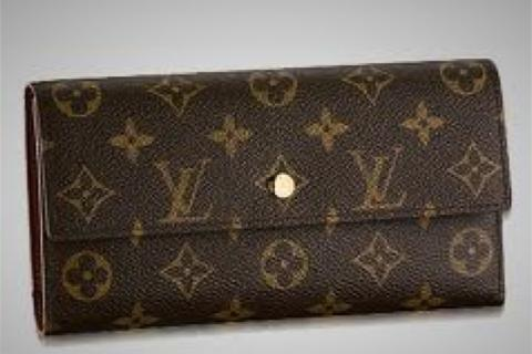 Louis Vuitton wallet Photo