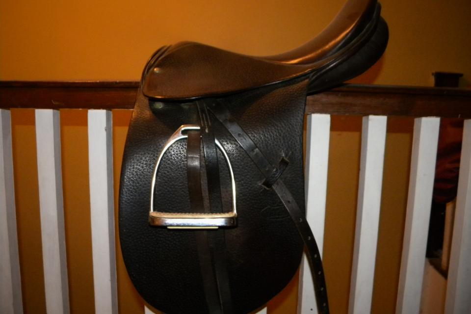Dressage Saddle  Large Photo