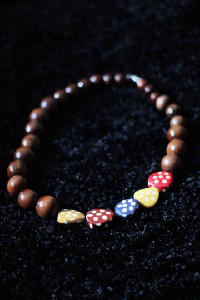 Wood Necklace Photo
