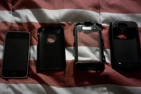 iPhone 3gs Photo
