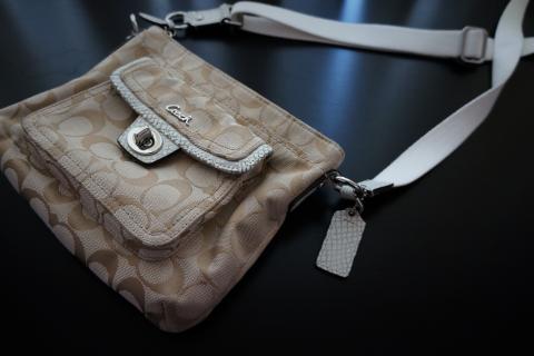 Coach purse  Photo