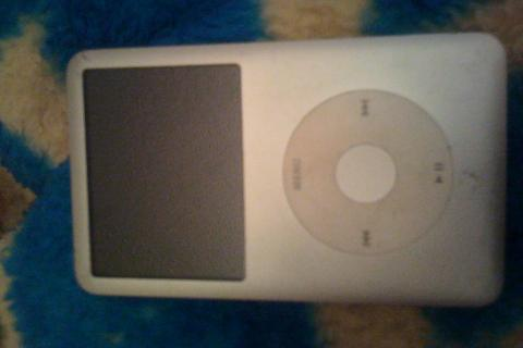 ipod classic 80gb silver Photo