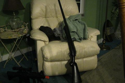 Very good working airsoft sniper rifle Photo