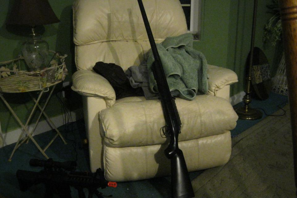 Very good working airsoft sniper rifle Large Photo