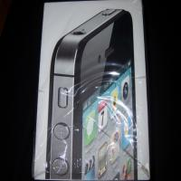BRAND NEW IN THE BOX IPHONE 4S 32GB BLK AT&T 5.1 FOR SALE Photo