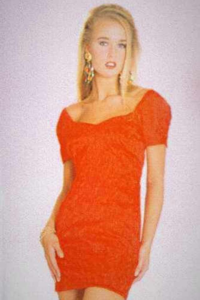 MOUNSIGNOR COUTURE COCKTAIL DRESSES, originals Photo
