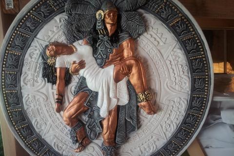 Aztec Calendars!!!!!! Photo