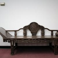 Rosewood Chaise longue/laying chair for sale Photo