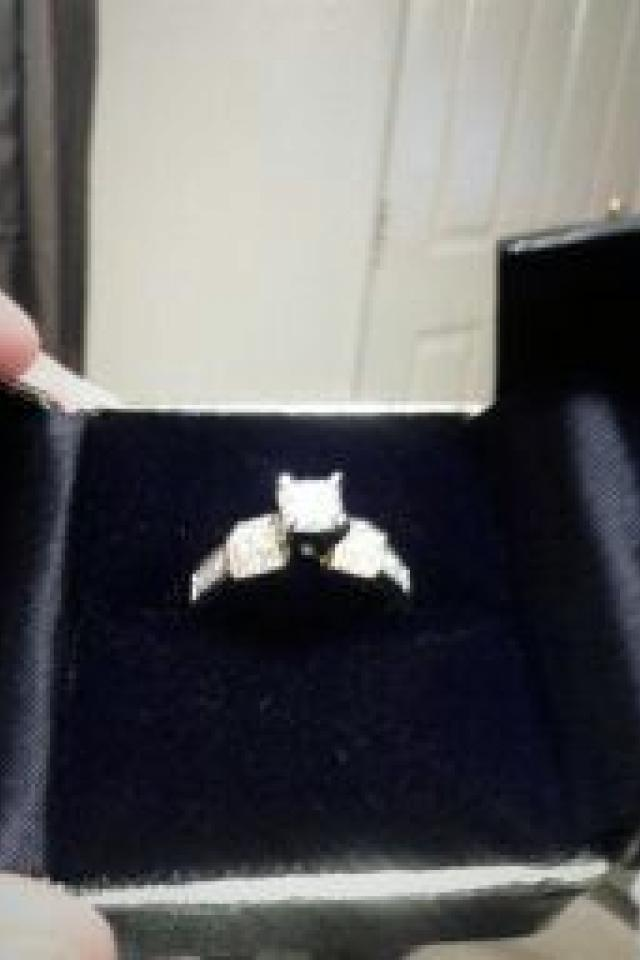 18kt yellow and white gold Ring Photo