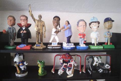 Bobbleheads Photo