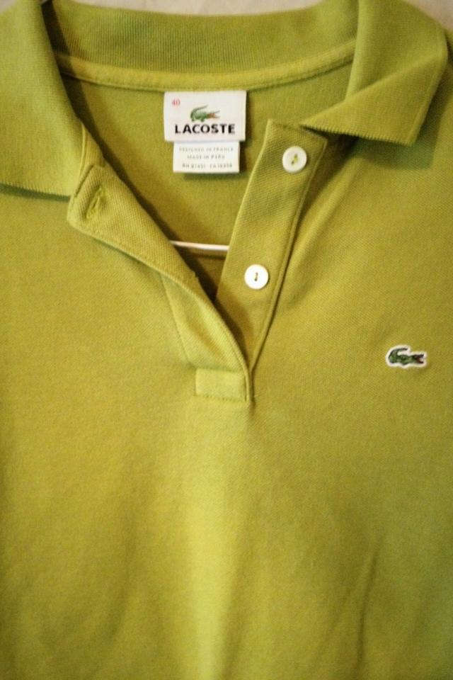 Lacoste polo Large Photo