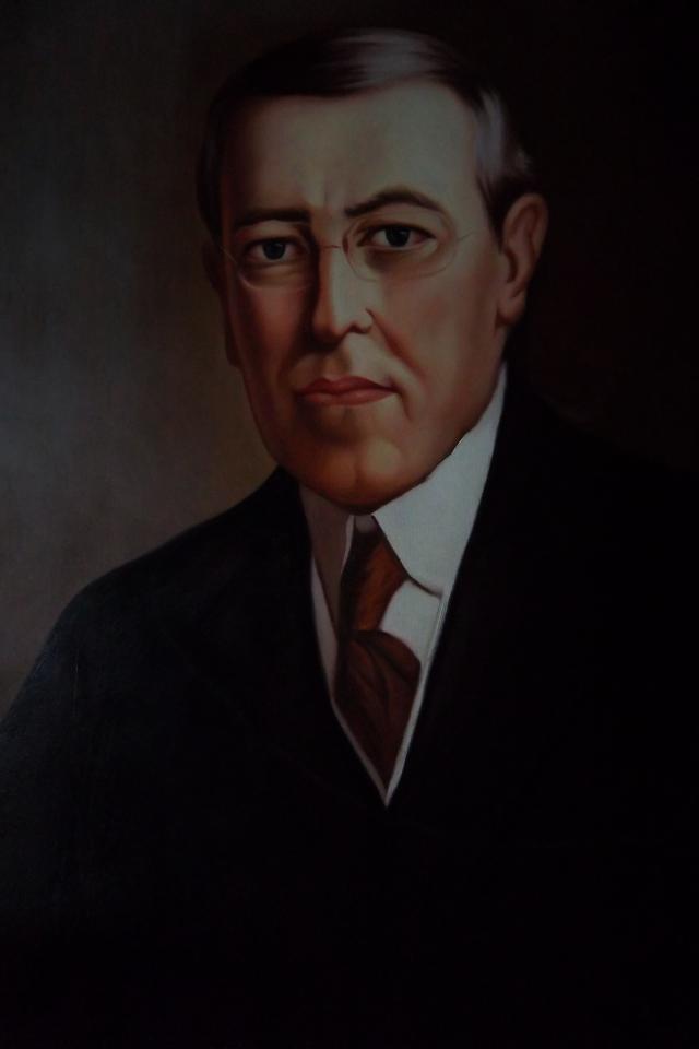 24 x 36 inches Woodrow Wilson ( American President) Photo