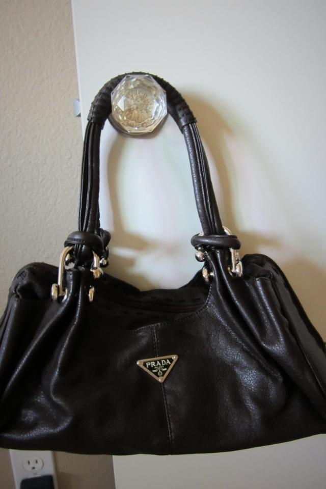 DESIGNER INSPIRED BROWN HANDBAG Photo