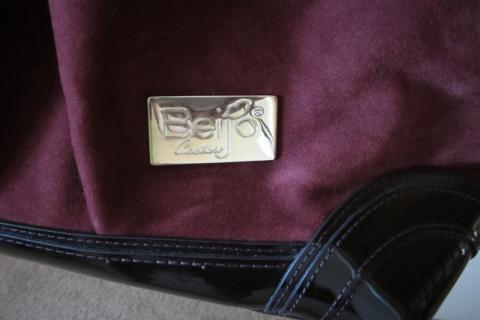 BEIJO HANDBAG WINE COLOR Photo