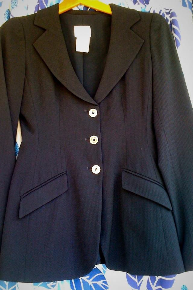 Armani Collezioni Women's Jacket Size 2 Made in Italy Photo