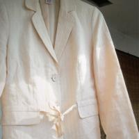 Merona Linen Summer Jacket Size S Photo
