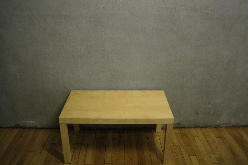 Ikea Table Large Photo