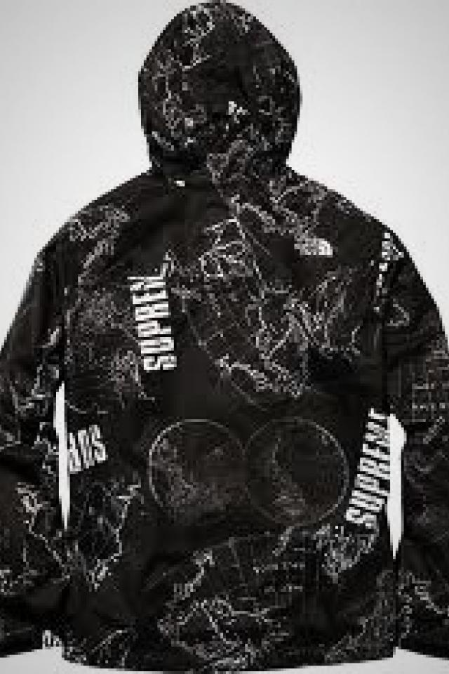 Supreme xThe North Face venture jacket Photo