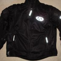 AGVSPORT Motorcycle Mens Riding Textile Jacket Large Photo