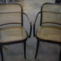 Vintage Original Stendig Bentwood Chairs Photo