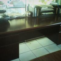 Cherry Desk Photo