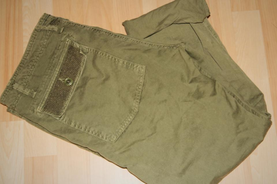 Current/Elliot Studded Cargo Pants Large Photo