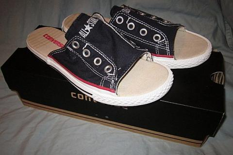 Converse Cut Away Sandals NEW Womens Sz. 10 Photo